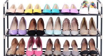 étagère chaussure